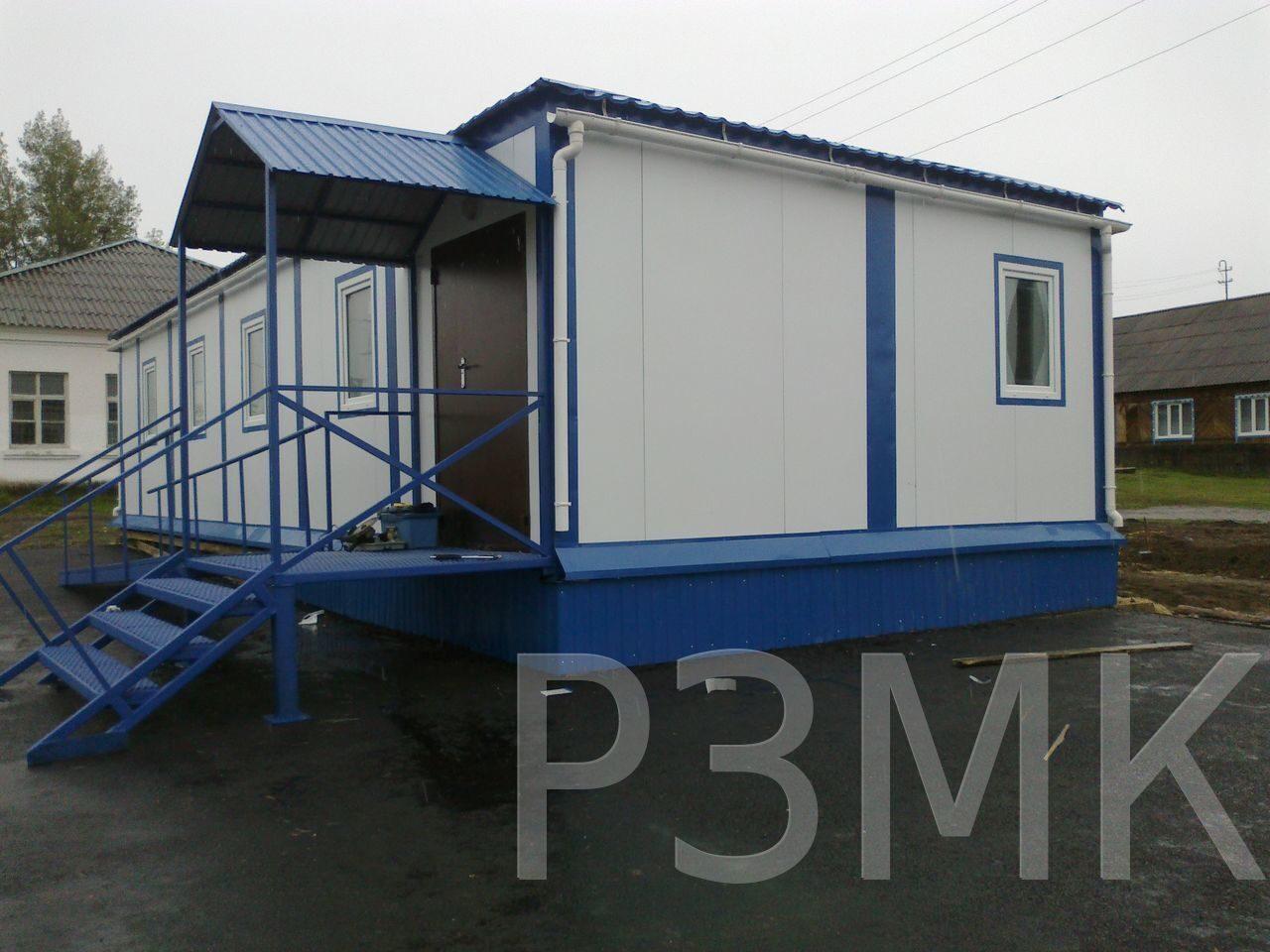 блок модульные здания